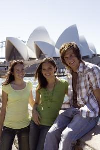 Schülersprachreise mit EF