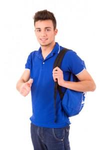 Schüler im Ranking und Umfragen der Abizeitung