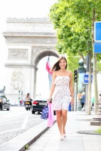 Paris Abifahrt und Sightseeing
